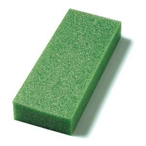 """Feuille styrofoam 12x36x1½"""" vert"""