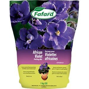 FAFARD Terreau violette africaine 5L