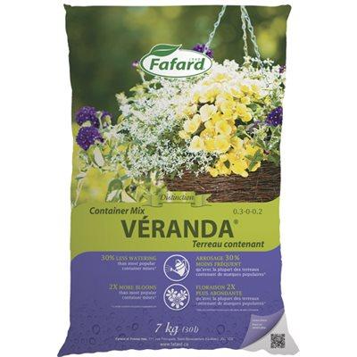 FAFARD Terreau à contenant VERANDA (G6) 30L