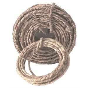 OASIS Rustic wire 18ga / 70' Naturel