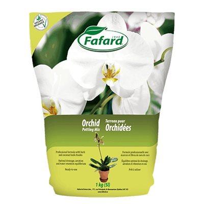 FAFARD Terreau BIO Orchidée 5L